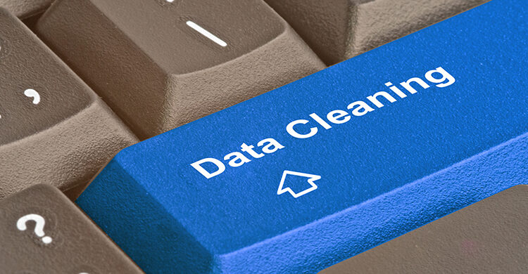 Data cleaning reduces the cost